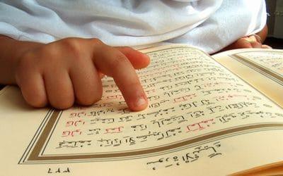 Apprendre à lire le coran à vos enfants en 15 minutes par jour