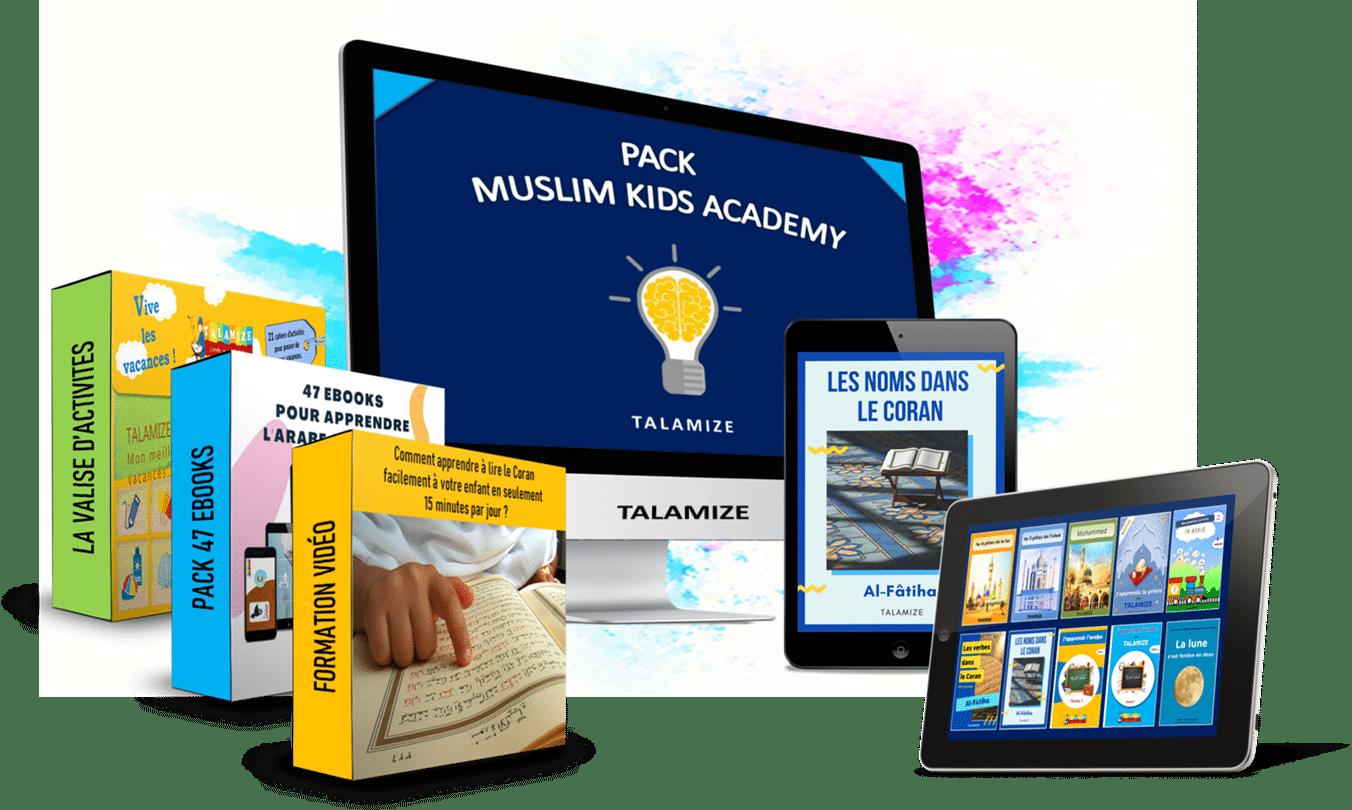 Pack Muslim Kids Academy